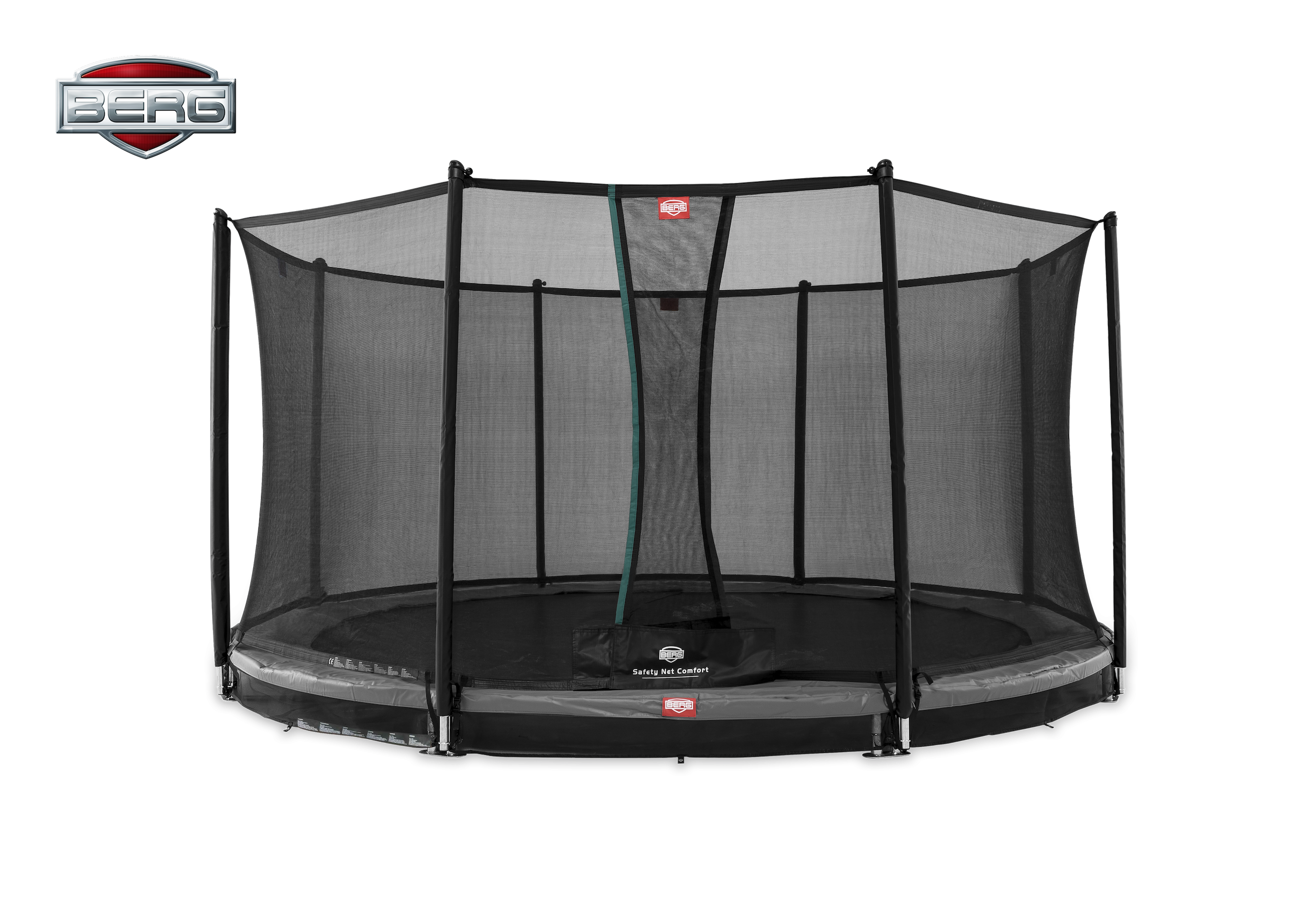 Berg InGround Favorit 270 + Safety Net Comfort Trampoline