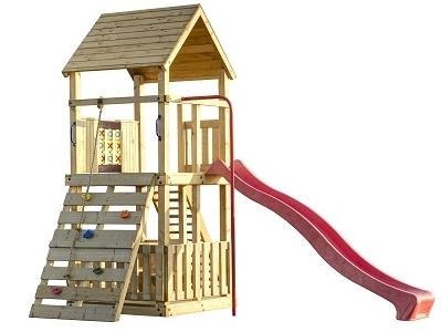 Speeltoestel Orang-Oetan Wellestuinhout
