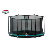 Berg InGround Favorit 330 + Safety Net Comfort Trampoline