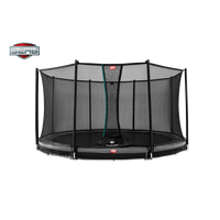 Berg InGround Favorit 380 + Safety Net Comfort Trampoline