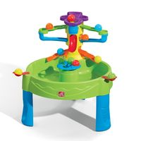 Busy Ball Water Table Step2