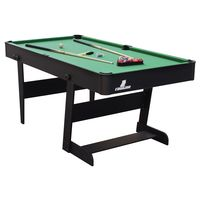 Hustle L folding Pool Table Cougar
