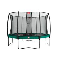 Berg Champion 270 + Safety Net Deluxe Trampoline