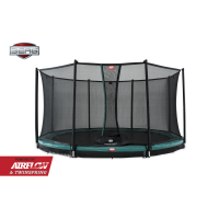 Berg InGround Champion 330 + Safety Net Comfort Trampoline