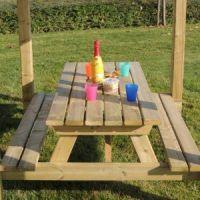Picknicktafel Riddertoren