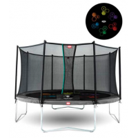 Berg Favorit Levels 430 + Safety Net Comfort trampoline