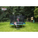 Berg Favorit 270 + Safety Net Comfort Trampoline