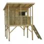 Beach House speelhuisje - Wellestuinhout